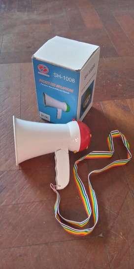 Mini Megafono