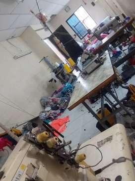 Busco costureras q manejen maquinas overlooc