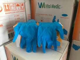 Guante de Vinilo-Nitrilo (VITRILO) marca Vital medic
