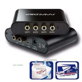 Digital Procesador Audio, DSP, Programable