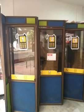 Vendo cabinas telefonicas