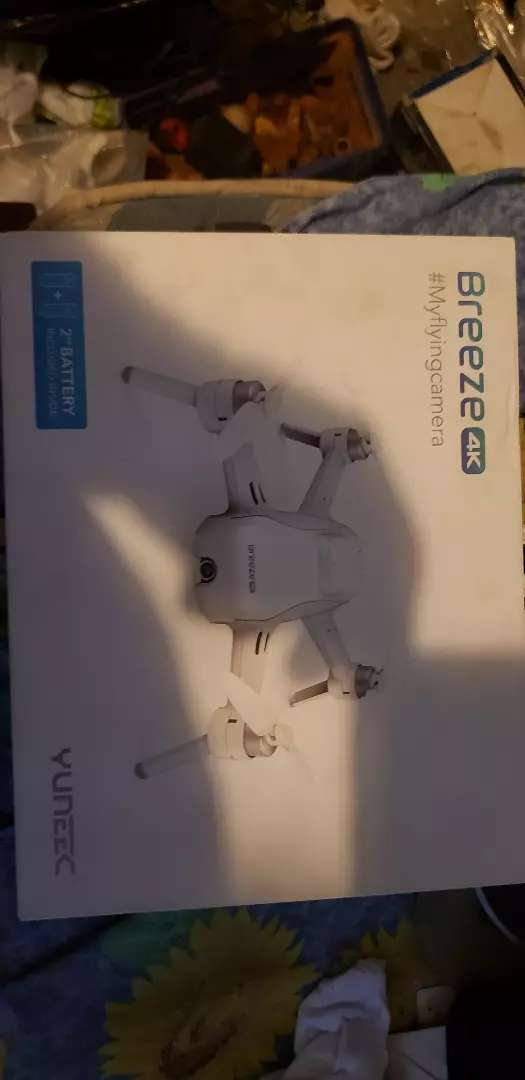 Vendo drone Breeze 4k 0