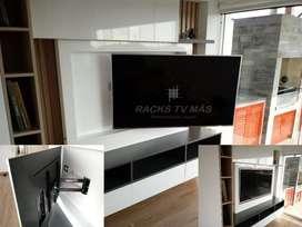 RACKS PARA TV INSTALACION GRATIS EN LIMA Y CALLAO