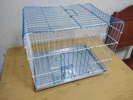 Jaula mediana para conejos