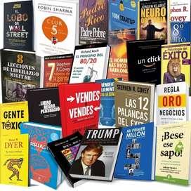 Mega Pack De Libros 3000+ Cursos Coach Finazas Marketing Mucho Mas