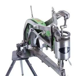Máquina de coser manual cuero o suela
