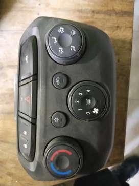 Comando calefacción Chevrolet prisma