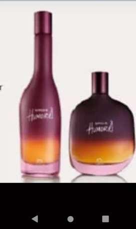 Kit perfumes Natura Humor Química