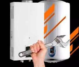 Casagas empresa dedicada a la reparación y mantenimiento de calentadores