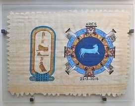 Papiro de Aries Original.