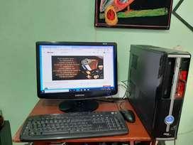 Computador de mesa 19''