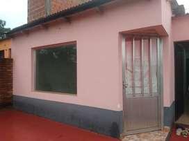 Se vende casa ampliada con salón para negocio y carnicería