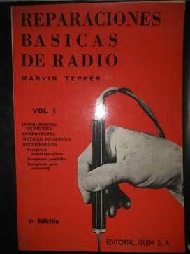 Libro sobre Radio