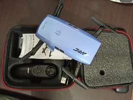 Drone JJRC c/cámara en estuche