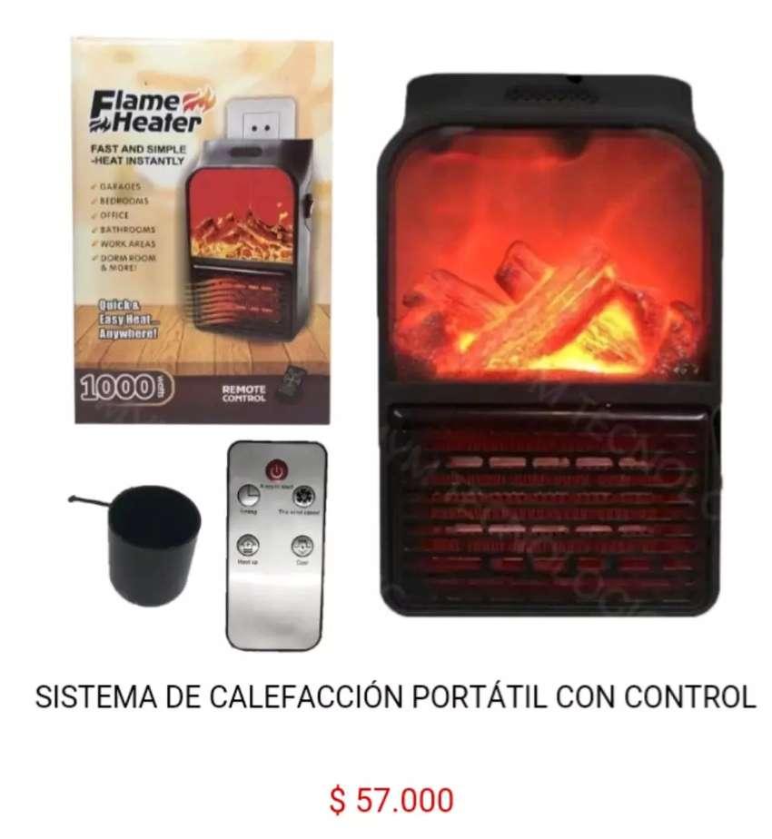 Calefactor aparato sistema de calefacción calentador de aire maquina para calentar aire flame heater con control