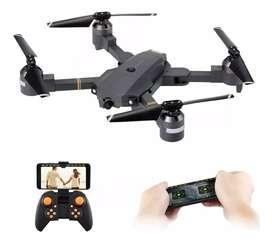 drone xt-1 rc attop camara wifi 720 p+2 baterias