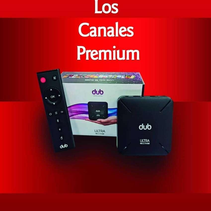 Convertidor Smart Tv 4k Dub 0