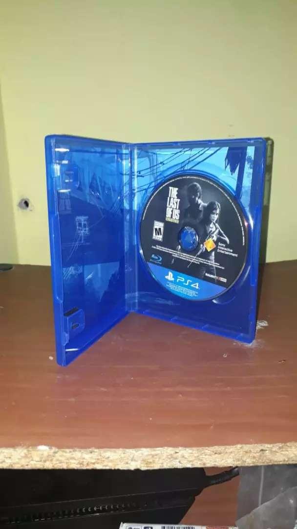 THE LAST OF US  de PS4 0