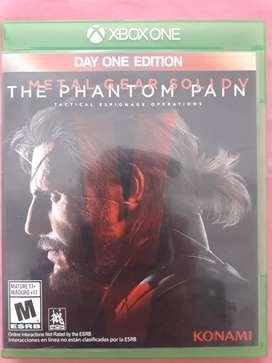 Vendo Metal Gear V The Phantom Pain