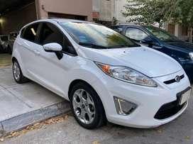 Ford fiesta kinetic con gnc 2013