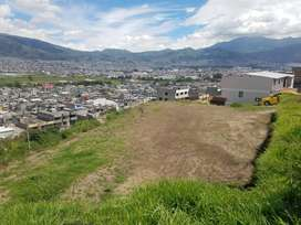 Terreno en Venta al Sur De Quito Con Hermosa Vista