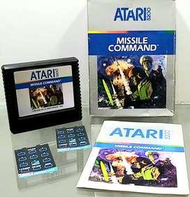 Juego Atari 5200 - Nintendo -playstation