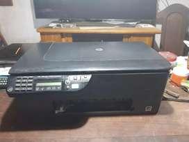 Vendo impresora color HP poco uso