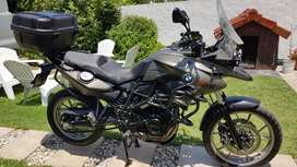 BMW GS 700 FULL - 2014 - IMPECABLE