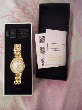 Vendo reloj sin usar esta tiene para achicar lo compre en paris