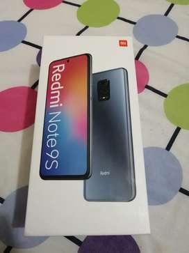 Xiaomi note 9s 6gb ram y Samsung a50 usados excelente, con caja y cargador.