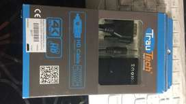 VENDO CONVERSOR DE VGA + AUDIO  A SALIDA  HDMI