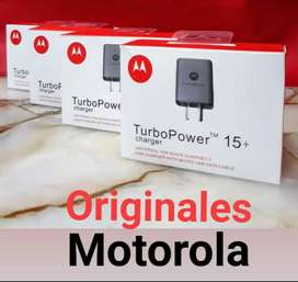 Cargador TurboPower Motorola Original