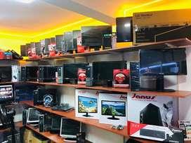 GANGA COMPUTADORES DE MESA INTEL CORE I3 I5 I7 EXCELENTE ESTADO NUEVOS Y USADOS