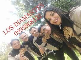 Mariachi Los Diamantes en Quito a la hora que nos necesites presente