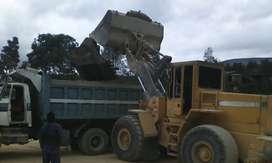 Transporte de Materiales y Alquiler de Maquinarias
