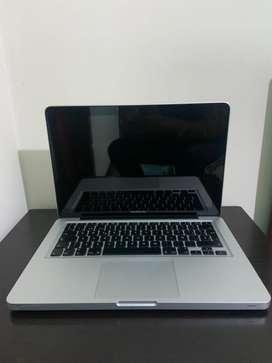 Macbook Pro 2012 COMO NUEVO!