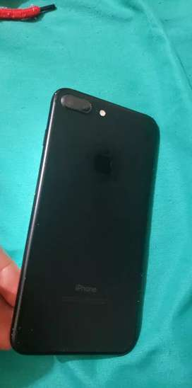 Iphone 7 plus 128 gb con huella