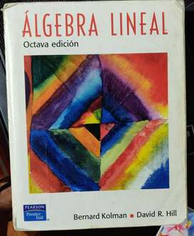 Algebra Lineal Kolman 8va Edición