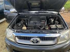 Toyota hilux 3000 disel 2011