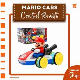 MARIO CARS CONTROL  REMOTO