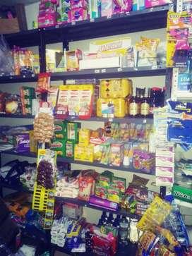 Vendo montaje y algunos productos de tienda