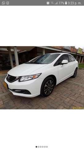 Honda Civic Ex-l Aut. Full Equ. 2013