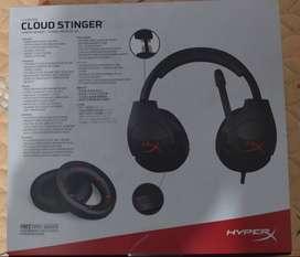 Audífonos gamer HyperX Cloud Stinger negro Audífonos gamer HyperX Cloud Stinger negro Audífonos gamer HyperX Cloud Sting