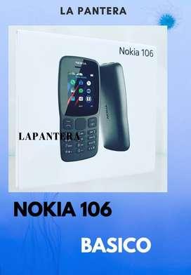 NOKIA 106 BASICO LLAMDAS Y MSJ DE TEXTO