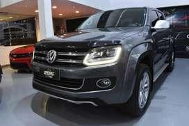 Volkswagen Amarok 2.0 Cd Tdi 180cv 4x4 Highline 2015 CAR CASH