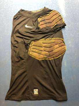 Nike Pro Combat - Hombreras Rugby