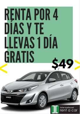 RENTA DE AUTOS. INTERNATIONAL RENT A CAR