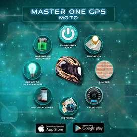 Rastreador GPS Tracker para moto/motocicleta Instalado