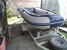 Bote HIFEI, modelo Hsm 320