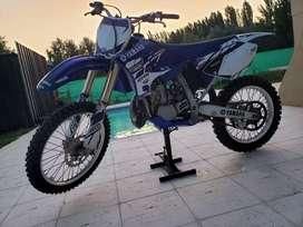 Yamaha yz 250 2t 2012